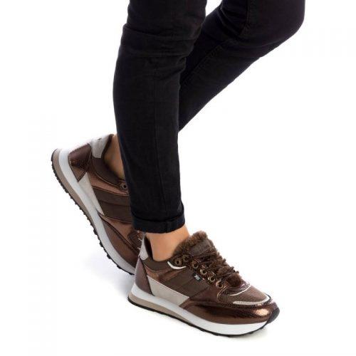 Sneaker color marrón de Pasodoble en Palencia