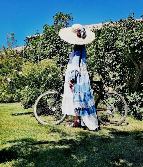 Vestido tipo caftán de Pasodoble en Palencia