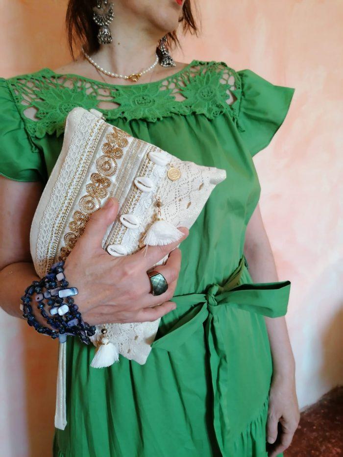 Vestido maxi largo de Pasodoble en Palencia