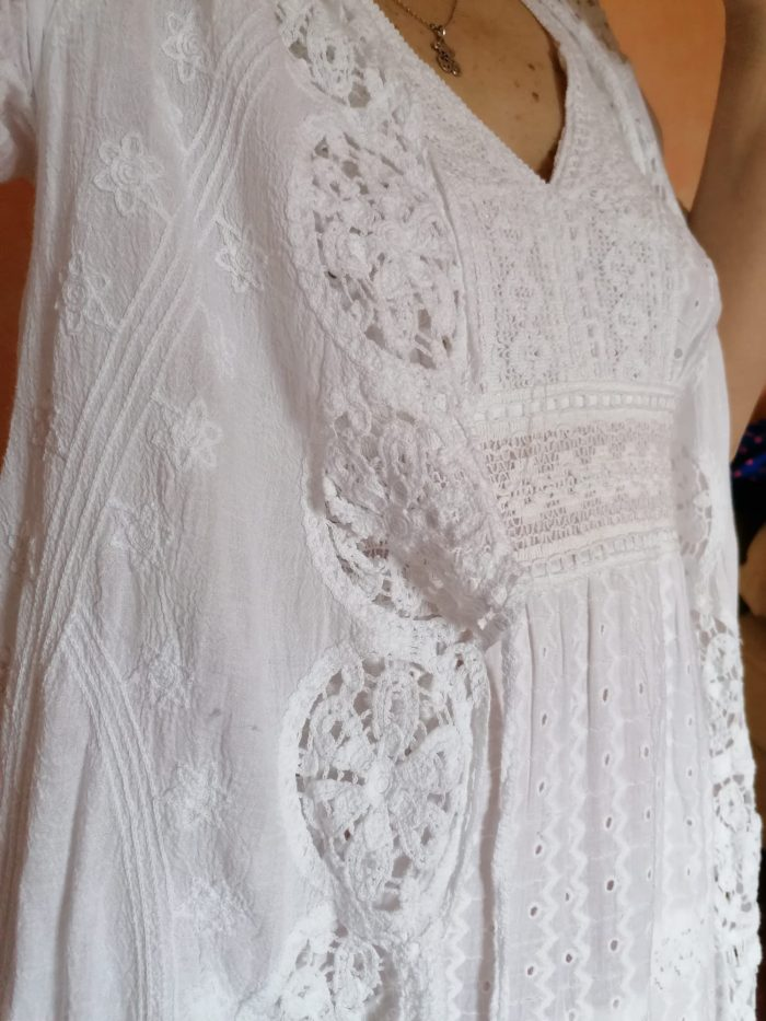 Vestido Ibicenco de Paso