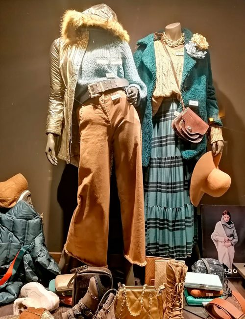 Parka Seul Ref. 203P001 - Pasodoble Moda - Moda en ropa y calzado.