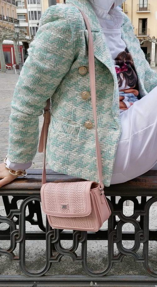 "Chaqueta""Chanel ""de Pasodoble en Palencia"
