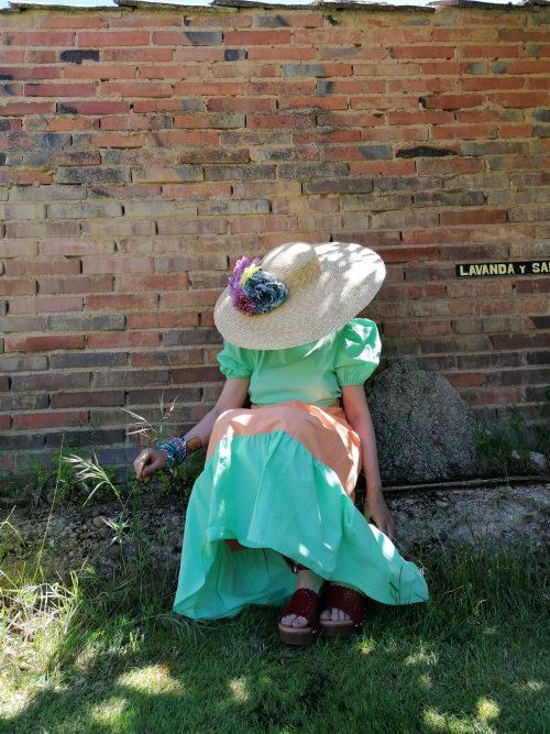vestido tipo boho de Pasodoble en Palencia